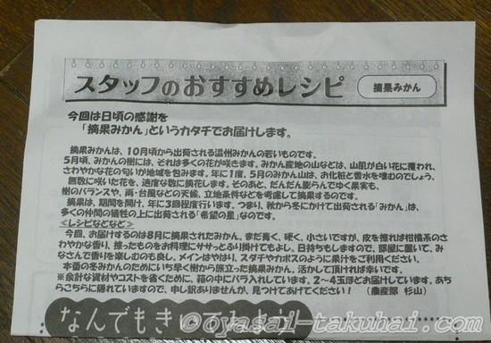 らでぃっしゅぼーや ぱれっと 野菜 果物 プレゼント みかん 梨 口コミ 評判 体験談