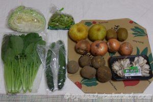らでぃっしゅぼーや ぱれっと 野菜 評判 口コミ 体験談