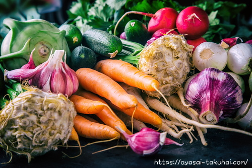 美味しい野菜