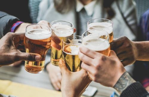 ビールが大好物の主婦は多い